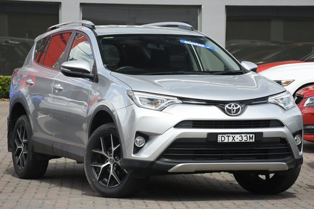 Used Toyota RAV4 ZSA42R GXL 2WD Parramatta, 2015 Toyota RAV4 ZSA42R GXL 2WD Silver 7 Speed Constant Variable Wagon