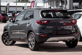2020 Kia Stonic YB MY21 Sport FWD Grey 6 Speed Automatic Wagon