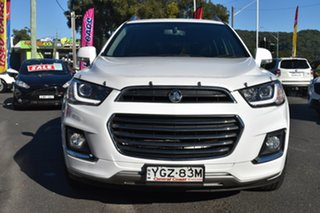 2017 Holden Captiva CG MY17 LTZ AWD White 6 Speed Sports Automatic Wagon