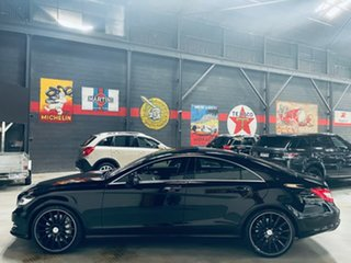 2014 Mercedes-Benz CLS-Class C218 MY14 CLS500 Coupe 7G-Tronic + Avantgarde 10 Edition Black 7 Speed