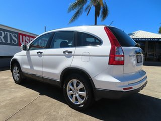2012 Honda CR-V MY10 (4x4) Limited Edition White 5 Speed Automatic Wagon