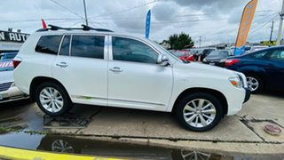 2010 Toyota Kluger GSU40R Altitude 2WD 5 Speed Sports Automatic Wagon.