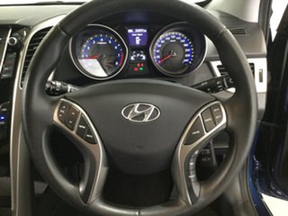 2014 Hyundai i30 GD2 MY14 Trophy Blue 6 Speed Sports Automatic Hatchback