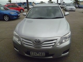 2011 Toyota Camry ACV40R Altise Silver 5 Speed Automatic Sedan.