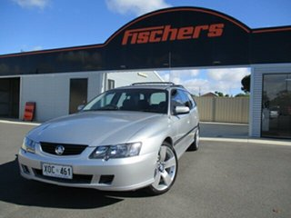 2003 Holden Commodore VY Executive Silver 4 Speed Automatic Wagon.