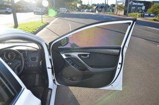 2015 Hyundai Elantra MD Series 2 (MD3) Active White 6 Speed Manual Sedan