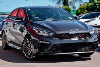 2020 Kia Cerato BD MY21 GT DCT Grey 7 Speed Sports Automatic Dual Clutch Sedan.