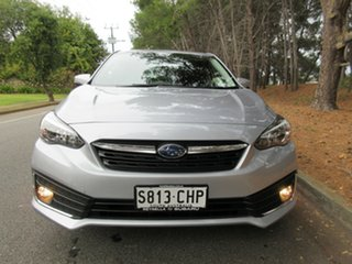 2021 Subaru Impreza G5 MY21 2.0i-L CVT AWD Ice Silver 7 Speed Constant Variable Hatchback