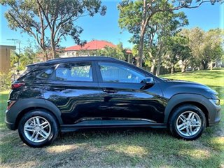 2021 Hyundai Kona Os.v4 MY21 2WD Phantom Black 8 Speed Constant Variable Wagon.