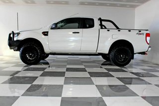 2015 Ford Ranger PX MkII XL 3.2 (4x4) White 6 Speed Manual Super Cab Utility