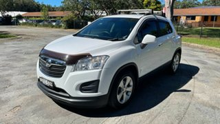 2016 Holden Trax TJ MY16 Active 6 Speed Automatic Wagon.