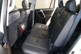 2016 Toyota Landcruiser Prado GDJ150R MY16 VX (4x4) White 6 Speed Automatic Wagon