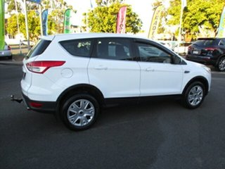 2015 Ford Kuga AMBIENTE White 6 Speed Automatic Wagon