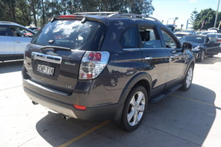 2013 Holden Captiva CG MY13 7 AWD LX Grey 6 Speed Sports Automatic Wagon