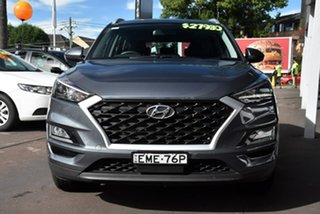 2018 Hyundai Tucson TL3 MY19 Active X 2WD Grey 6 Speed Automatic Wagon