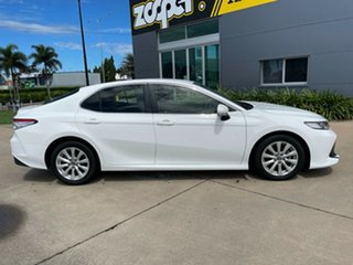 2019 Toyota Camry ASV70R Ascent White/090419 6 Speed Sports Automatic Sedan.