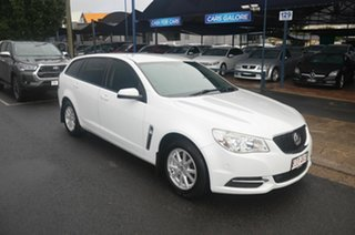 2013 Holden Commodore VF Evoke White 6 Speed Automatic Sportswagon