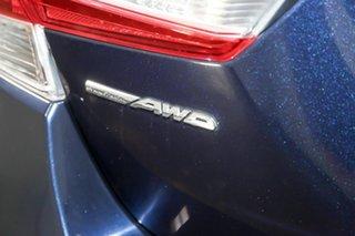 2017 Subaru Impreza G5 MY17 2.0i CVT AWD Blue 7 Speed Constant Variable Sedan