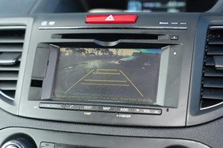 2014 Honda CR-V RM MY14 DTi-S 4WD Silver 5 Speed Automatic Wagon