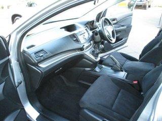 2012 Honda CR-V Silver 5 Speed Manual Wagon