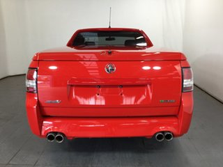 2011 Holden Ute VE II SS V Red 6 Speed Manual Utility