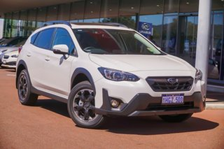 2020 Subaru XV G5X 2.0I Premium White Constant Variable SUV.