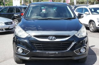 2013 Hyundai ix35 LM2 SE AWD Black 6 Speed Sports Automatic Wagon.