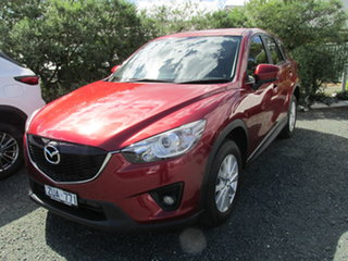 2013 Mazda CX-5 KE1021 Maxx SKYACTIV-Drive AWD Sport Zeal Red 6 Speed Sports Automatic Wagon