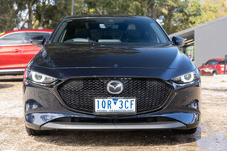 2019 Mazda 3 BP2HLA G25 SKYACTIV-Drive Astina Blue 6 Speed Sports Automatic Hatchback