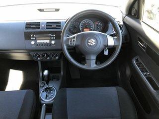 2008 Suzuki Swift RS415 GLX White 4 Speed Automatic Hatchback