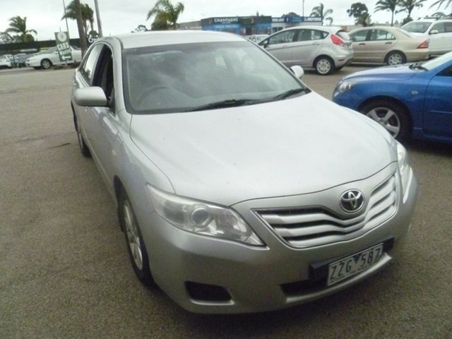 Used Toyota Camry ACV40R Altise Moorabbin, 2011 Toyota Camry ACV40R Altise Silver 5 Speed Automatic Sedan