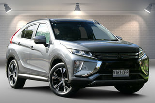 2019 Mitsubishi Eclipse Cross YA MY19 Exceed AWD Grey 8 Speed Constant Variable Wagon.
