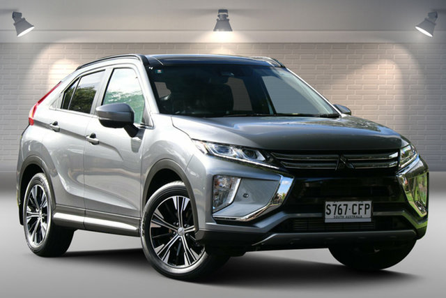 Used Mitsubishi Eclipse Cross YA MY19 Exceed AWD Nailsworth, 2019 Mitsubishi Eclipse Cross YA MY19 Exceed AWD Grey 8 Speed Constant Variable Wagon