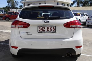 2018 Kia Cerato YD MY18 Sport White 6 Speed Sports Automatic Hatchback
