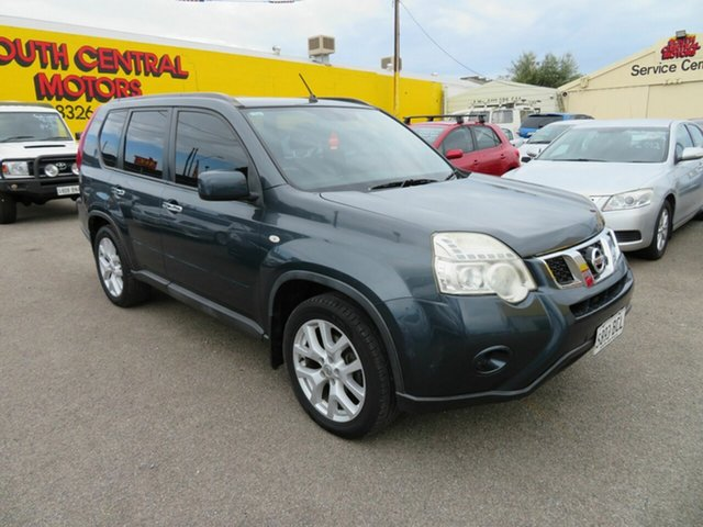 Used Nissan X-Trail T31 MY11 ST (4x4) Morphett Vale, 2012 Nissan X-Trail T31 MY11 ST (4x4) Blue 6 Speed CVT Auto Sequential Wagon