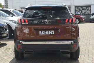 2020 Peugeot 3008 P84 MY20 GT Line SUV Bronze 6 Speed Sports Automatic Hatchback