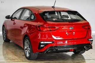 2020 Kia Cerato BD MY21 Sport Red 6 Speed Manual Hatchback