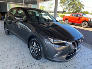 2016 Mazda CX-3 sTouring Meteor Grey Sports Automatic Wagon