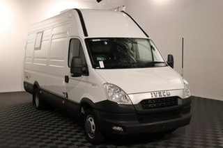 2015 Iveco Daily White Automatic Van.