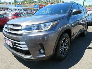 2019 Toyota Kluger GSU55R GX AWD Grey 8 Speed Sports Automatic Wagon.