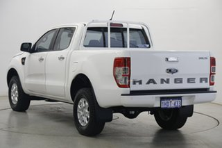 2020 Ford Ranger PX MkIII 2021.25MY XLS White 6 Speed Sports Automatic Double Cab Pick Up