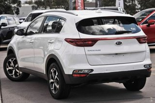 2020 Kia Sportage QL MY21 S 2WD White 6 Speed Manual Wagon