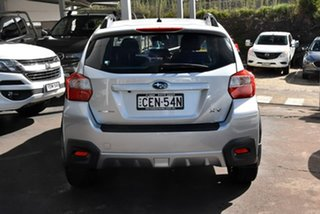 2011 Subaru XV G4X MY12 2.0i Lineartronic AWD Silver 6 Speed Constant Variable Wagon