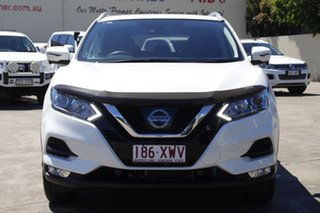 2017 Nissan Qashqai J11 Series 2 ST-L X-tronic Ivory Pearl 1 Speed Constant Variable Wagon