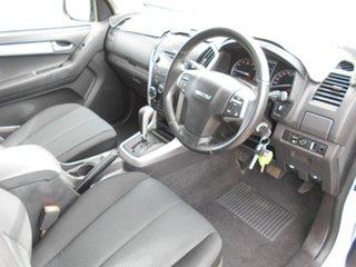 2015 Isuzu D-MAX MY15 LS-U Space Cab White 5 Speed Sports Automatic Utility