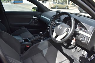 2012 Holden Special Vehicles ClubSport E Series 3 MY12 R8 Black 6 Speed Manual Sedan