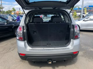 2012 Holden Captiva CG MY12 7 SX (FWD) Silver 6 Speed Automatic Wagon