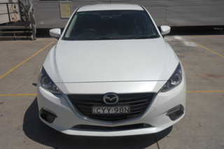 2015 Mazda 3 BM5478 Neo SKYACTIV-Drive White 6 Speed Sports Automatic Hatchback