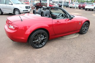 2014 Mazda MX-5 NC30F2 MY13 25th Anniversary Roadster Coupe Red 6 Speed Auto Activematic Convertible