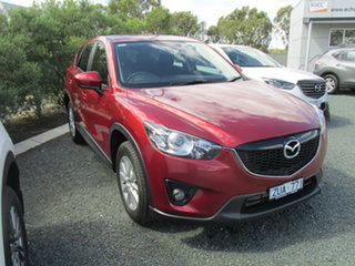 2013 Mazda CX-5 KE1021 Maxx SKYACTIV-Drive AWD Sport Zeal Red 6 Speed Sports Automatic Wagon.